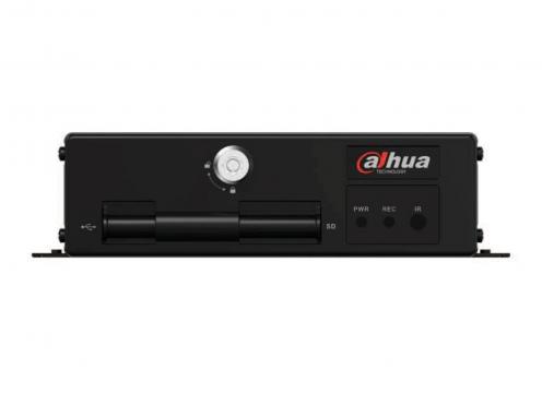 4 Kanal 960H Mobile Standalone DVR